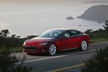 Tesla S open-sourcing