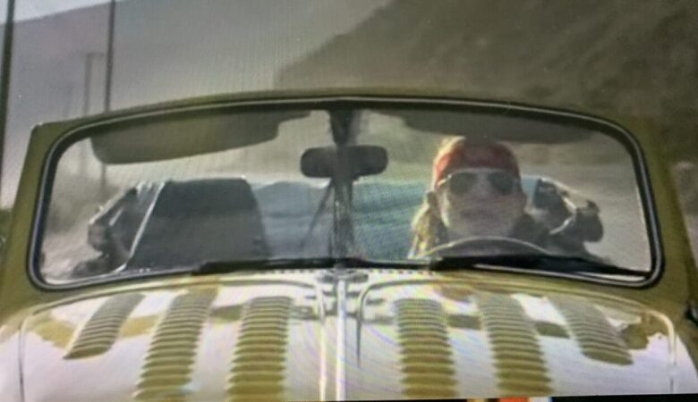 willie nelson volkswagen vw commercial on the road again