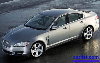 Jaguar xf_front