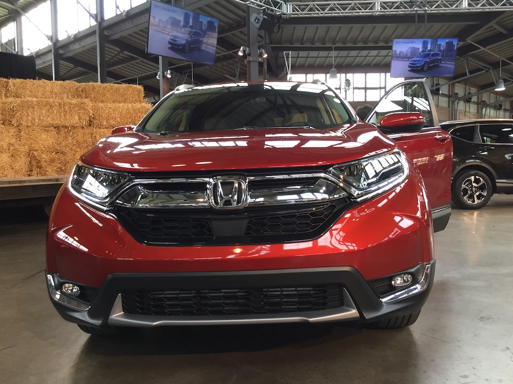2017_honda_crv_front-300x225 2017 Honda CR-V world unveil debut Honda