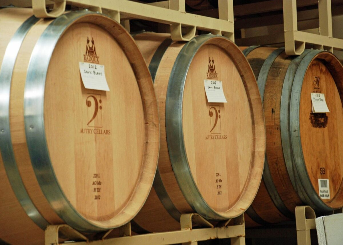 Autry-Cellars-Barrels-5x7 Autry cellars artisan winery experience Automobiles and Energy Food and Wine Travel & Leisure