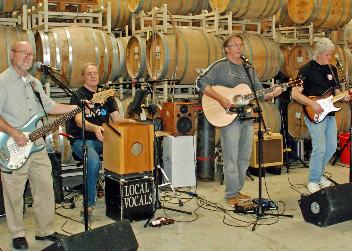 Steve-Autry-Local-Vocals-5x7 Autry cellars artisan winery experience Automobiles and Energy Food and Wine Travel & Leisure
