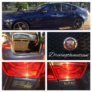2017 Jaguar XE 35t First Edition AWD Sedan