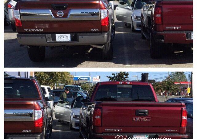 Nissan Titan comes in five models; S, SV, Pro-4X, SL, Platinum Reserve