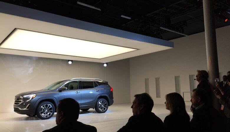 General Motors Mark Reuss, Mary Barra, Dan Amman
