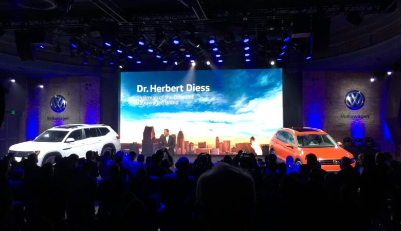 Dr. Herbert Diess, Member of the Board of Management of Volkswagen AG,