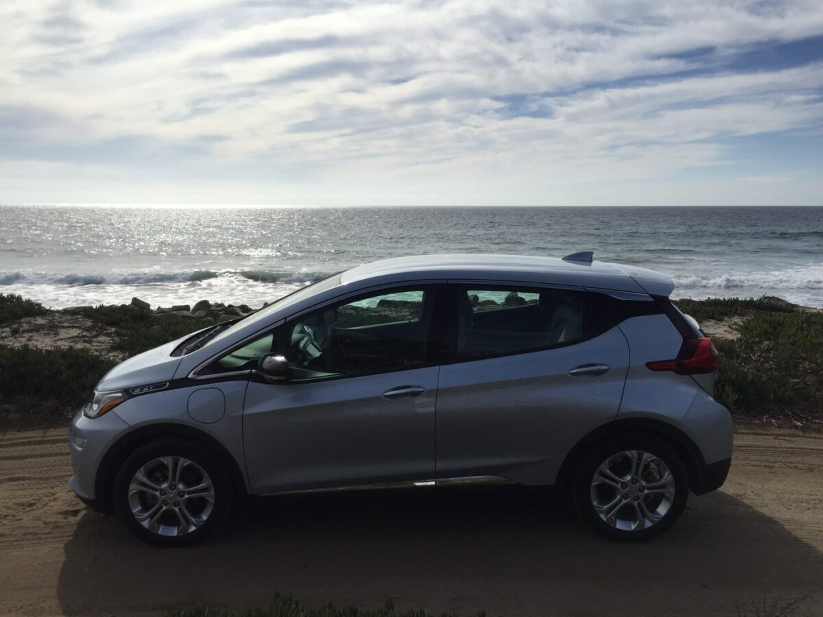 Congratulations Chevy Bolt! NACTOY's Car of the Year to an electric car that gets 238 driving range.