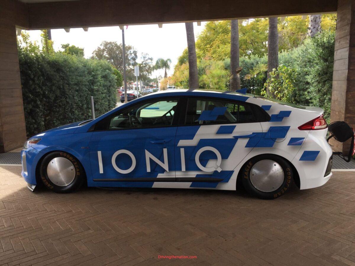 Hyundai Ioniq hybrid, PHEV, EV