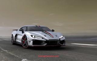 Italdesign Automobili Speciali Geneva Motor Show