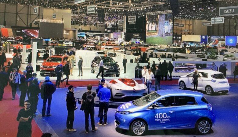 The 87th Geneva International Motor Show Geneva