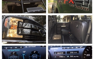 2017 Ford F250 Super Duty 4 X 4 crew cab 6.7-liter V-8 diesel