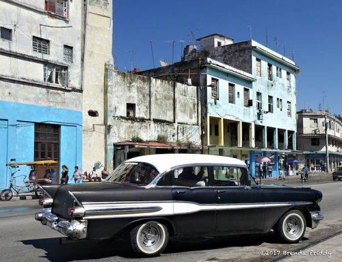 Classic cars, culture, and coffee in Cuba