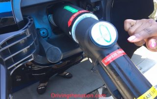 2017 Honda Clarity Fuel Cell Vehicle FCX hydrogen_fueling