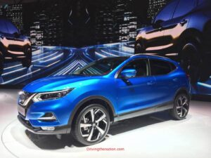 Nissan Qashqai 2017 Geneva Auto show