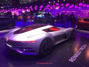Renault TREZOR Concept Geneva Auto show