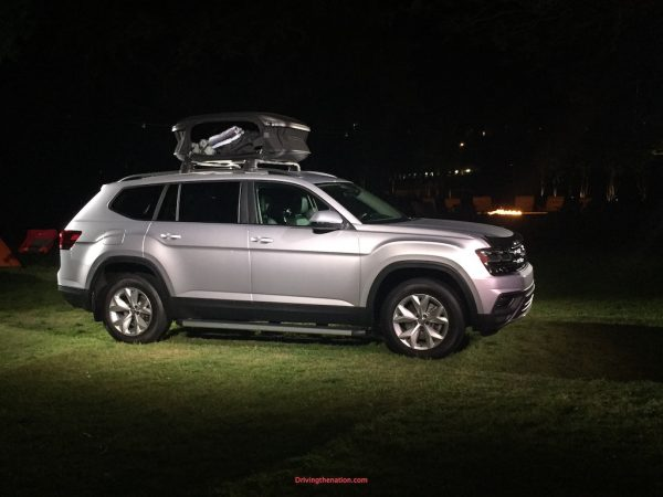 Atlas shrugged 2018 Volkswagen Atlas