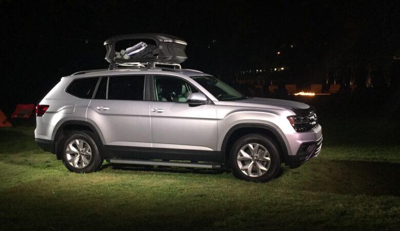 Atlas shrugged 2018 Volkswagen Atlas