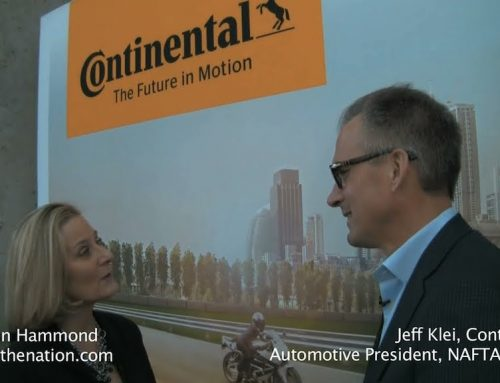 Testimony Jeff Klei, Pres, NA Automotive Continental