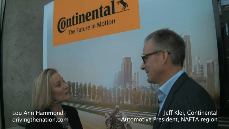 Testimony of Jeff Klei President, North America Automotive Divisions Continental AG