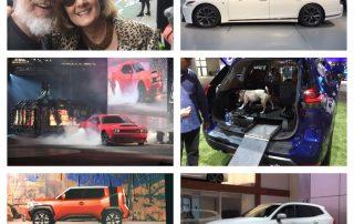 New York Auto Show cars, SUVs, concepts