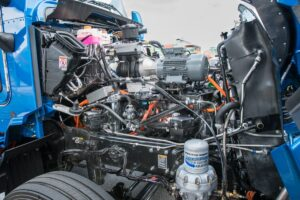 2017_Project_Portal_Engine_Detail-300x200 One Toyota hydrogen truck equals 22 cars Toyota