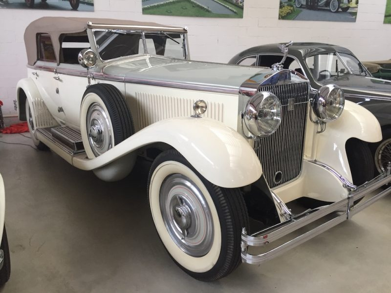 1930 Isotta Fraschini 8A SS Castagna