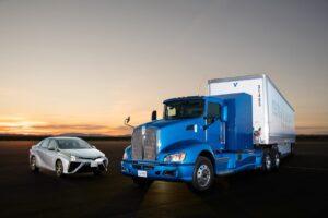 One drayage truck emissions equals 22 car emissions