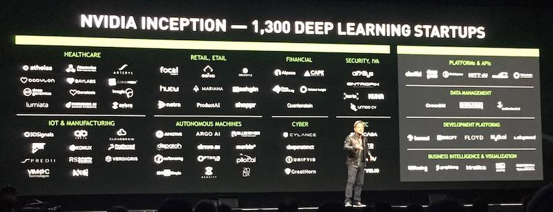Jensen Huang, CEO, Nvidia, GTC17
