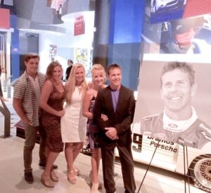 scott_family-300x274 Scott Pruett: living the Hall of Fame dream Racing