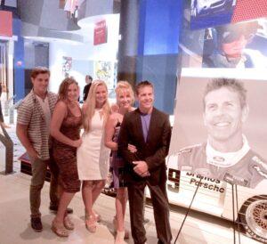 scott_family-300x274 Scott Pruett: living the Hall of Fame dream Racing