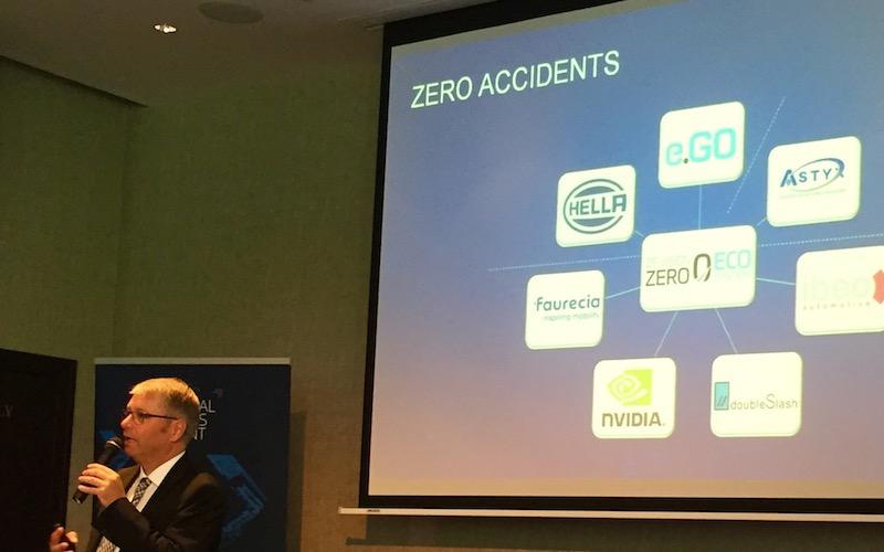 Dr. Stefan Sommer, CEO of ZF Friedrichshafen AG
