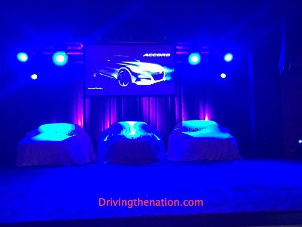 World debut 10th generation Honda Accord