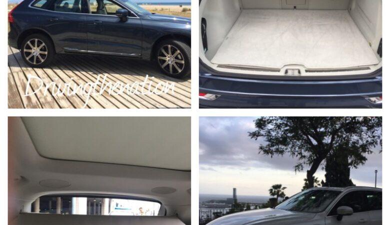 Volvo, China, France, California 2018 Volvo XC 60 PHEV
