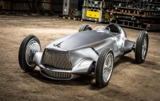 Infiniti Prototype 9 2017 Pebble Beach Concours d'Elegance in California
