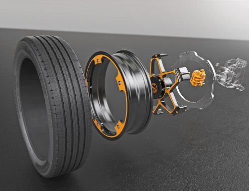 Braking news! Continental does a wheelie for EVs