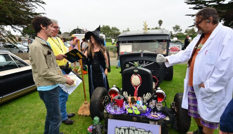 Worst Car Concours event in the World - Concours d'Lemons