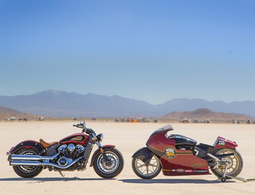 The World's Fastest Indian 50th Anniversary