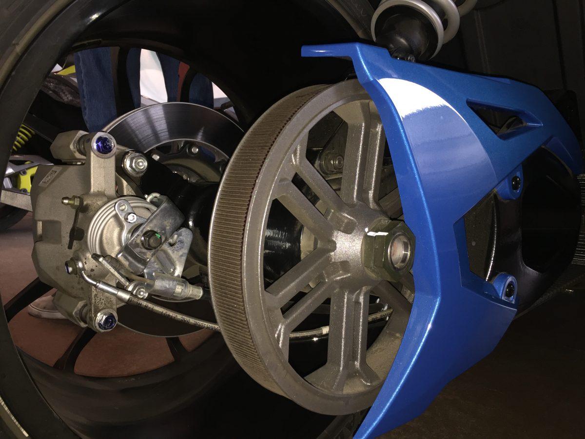 cast iron brake rotors