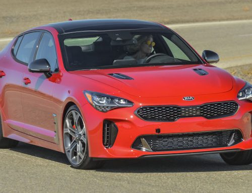 2018 Kia Stinger: the journey or the destination