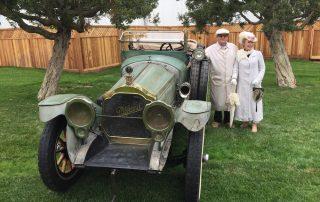 1915 Carl Fisher Packard at Pebble Beach