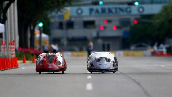 Shell Eco-marathon Sonoma Raceway in 2018