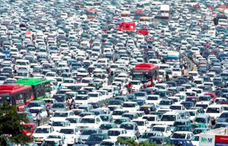 Top 10 Most Congested Cities in the World