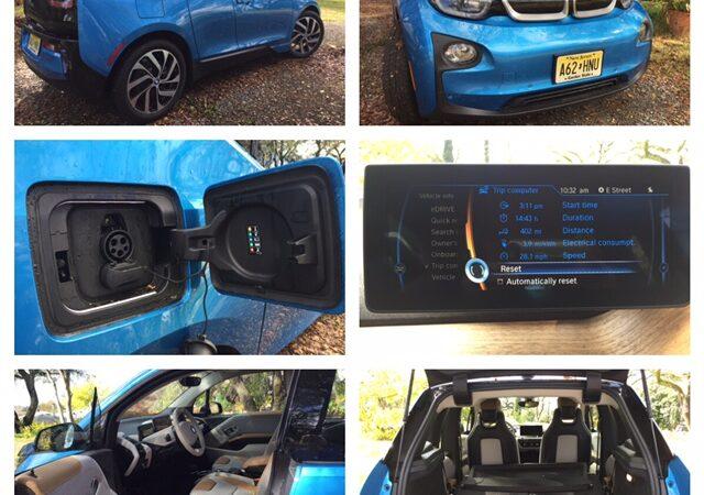 2017 BMW i3 plug-in hybrid range extender