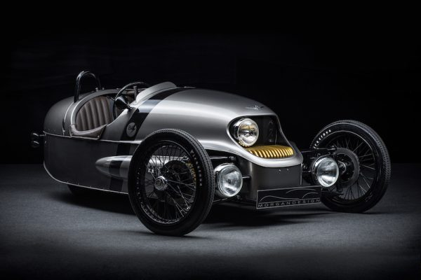 All-electric Morgan EV3 begins production in 2018