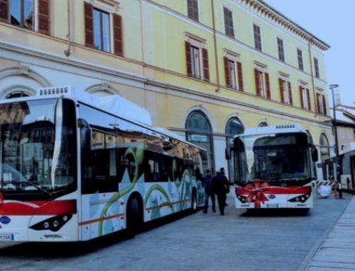 Ciao Bella, BYD  autobus elettrici in Italy