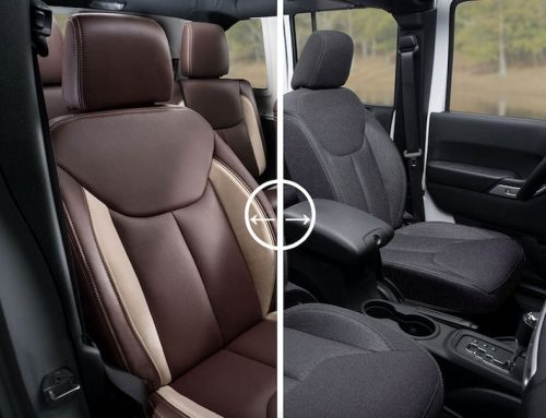 Win a free Katzkin leather interior in your car