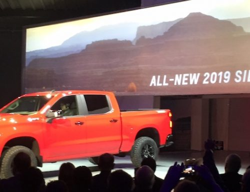 excited about the 2019 Chevrolet Silverado truck? Yup
