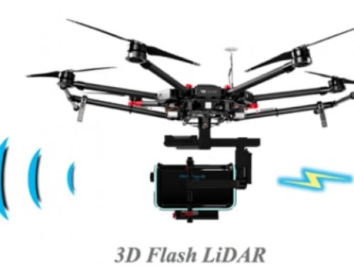 Continental's 3D Flash Lidar already in use