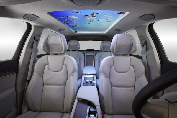 When Pigs fly, or fish swim fish moonroof
