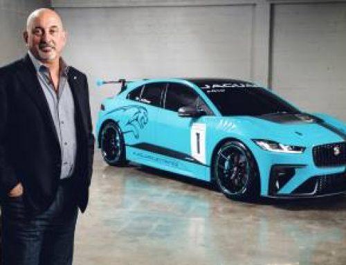 Formula E FIA Jaguar I-Pace eTrophy